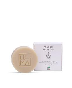 Marshmallow, Gesichtsseife, mild, 65 g - LIMA Cosmetics