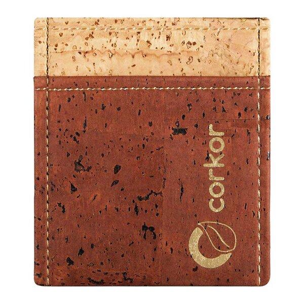 Corkor Visitenkarten Tasche