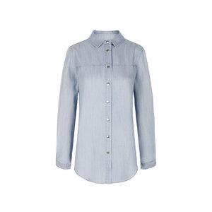TENCEL® Jeans Hemd Damen - bleed