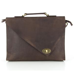 Business Bag LEVY, Ökoleder - GLOBO