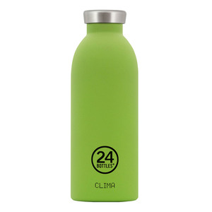 0,5l Thermosflasche Lime Green - 24bottles