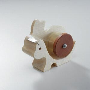 Klebefilmabroller aus Ahorn und Birne - 'Tape It' - 4betterdays