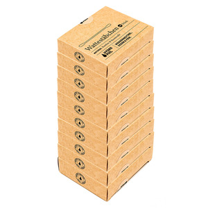 Bambus Wattestäbchen 10 x 100 Stk. - HYDROPHIL