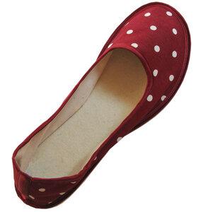 Ballerina dotty red - Ursanina
