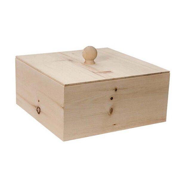 4betterdays brotkasten aus zirbenholz 39 4betterbread 39 29 x 29 x 18 cm avocadostore. Black Bedroom Furniture Sets. Home Design Ideas