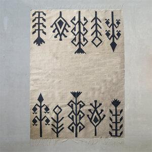 Handgewebter Kelim, Teppich Eden - Kiliim