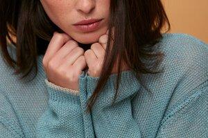 Loose Sweater - Hellblau - Les Racines Du Ciel