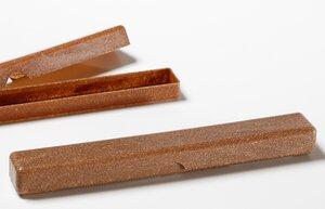 Zahnbürste Box aus Flüssigholz - Saling Naturprodukte