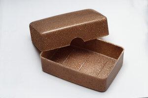 Seifendose aus Flüssigholz - Saling Naturprodukte