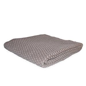 Kuscheldecke 100% Baumwolle Wohndecke Plaid 150 x 200 XXL - RELAXFAIR