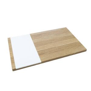 Schneidebrett pano, Doppelseitiges Design - Schneidebrett aus Holz - Holzbutiq