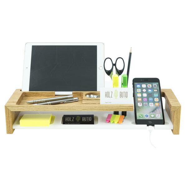 Acryl Office Organizer Klipo Holz Ordnungssystem Büro Artikel Holzbutiq