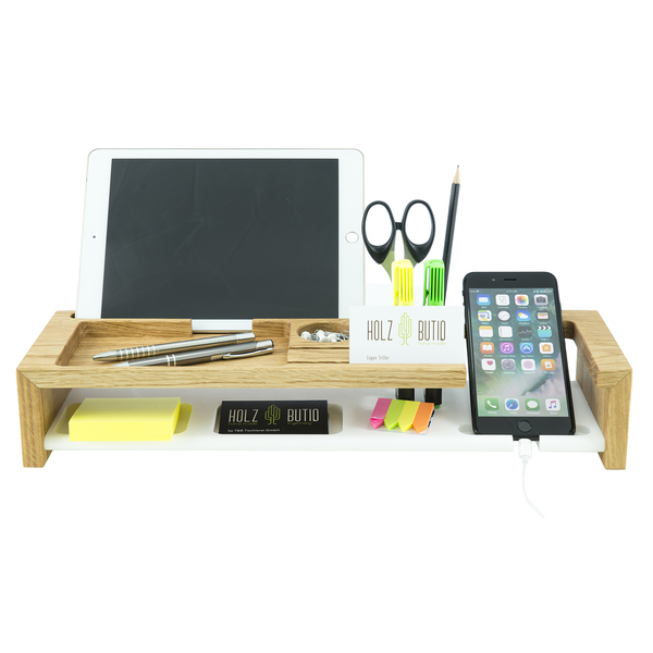 Holzbutiq Office Organizer Klipo Buro Organizer Schreibtisch