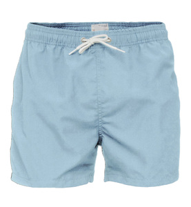 Swim Shorts Solid - Skyway - KnowledgeCotton Apparel