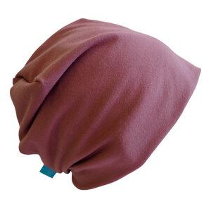 Mütze 'Line' altrosa - bingabonga