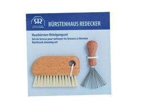 Kamm- und Bürstenreiniger Set - Redecker Bürstenhaus