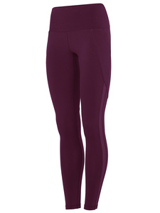 Yogahose - Active Tights - Purple - Mandala