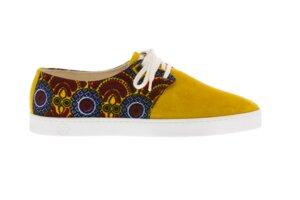 Bunte Sneaker Casablanca - PANAFRICA