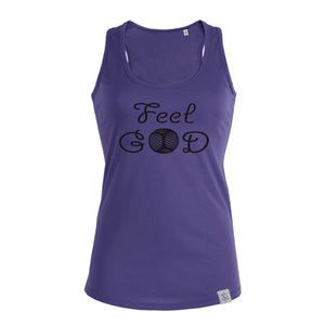 Feel Go(o)d - Siebdruck Tank-Top - Sacred Designs