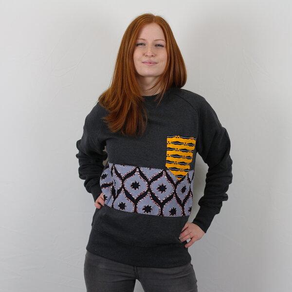 izuba clothing grauer fairtrade sweater kigarama. Black Bedroom Furniture Sets. Home Design Ideas