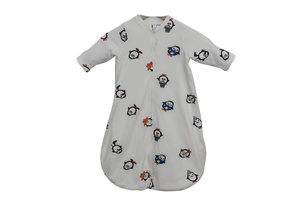 Baby Schlafsack Bio-Baumwolle Langarm 0-6 Monate oder 6-18 Monate  - ege organics