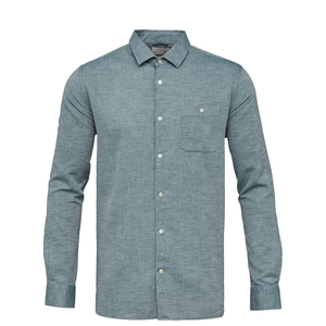 Hemd - Structured shirt - Baybarry - KnowledgeCotton Apparel