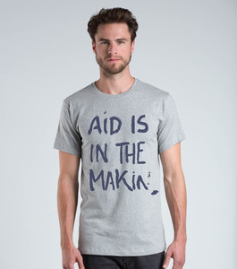 T-Shirt Aid is in the making - [eyd] humanitarian clothing