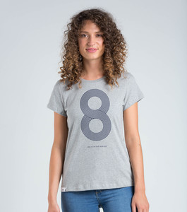 T-shirt Eight - [eyd] humanitarian clothing