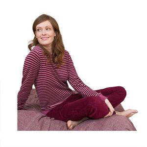Damen Frottee-Schlafanzug BONNIE - Living Crafts