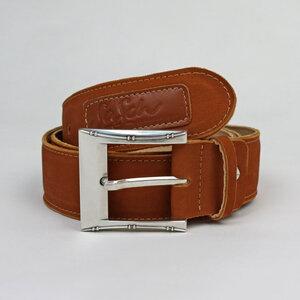 Handgemachter Ledergürtel - SaSch belt & bags