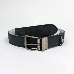 Handgemachter Wendegürtel aus Leder - SaSch belt & bags