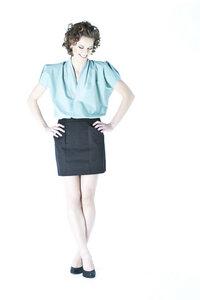 CLAP Bluse - FORMAT