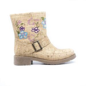 NAE Saka Kork - Damen Vegan Stiefel - Nae Vegan Shoes