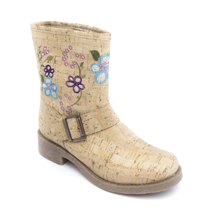 NAE Saka Kork - Damen Vegan Stiefel - Nae Vegan Shoes