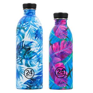 Edelstahl Trinkflasche Summer Edition - 24bottles