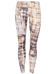 Fancy Legging - Bamboo Forest - Mandala
