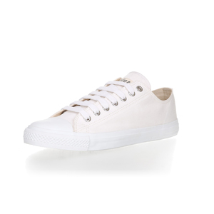 Fair Trainer Lo Cut Collection 18 Just White | Just White - Ethletic