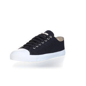 Fair Trainer Lo Cut Collection 18 Black Navy | Just White - Ethletic