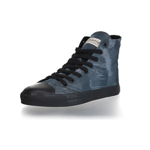 Black Cap Hi Cut Collection 18 Dove Camo Indigo | Jet Black - Ethletic