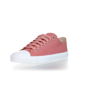 Fair Trainer Lo Cut Collection 18 Rose Dust  | Just White - Ethletic