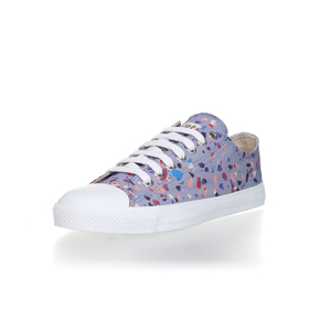 Fair Trainer Lo Cut Collection 18 Terrazzo Blueberry | Just White - Ethletic