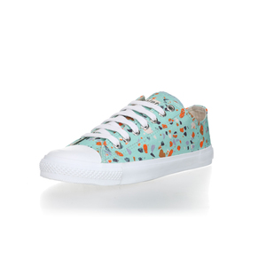 Fair Trainer Lo Cut Collection 18 Terrazzo Spearmint | Just White - Ethletic