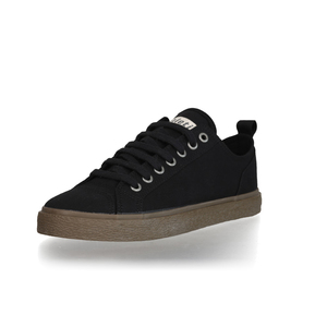 Fair Sneaker GOTO LO Jet Black - Ethletic
