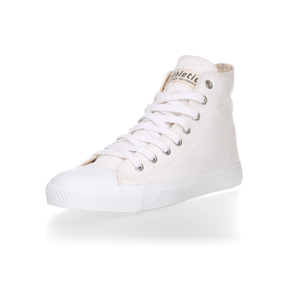 Fair Trainer Hi Cut Collection 18 Just White | Just White - Ethletic