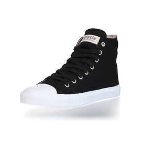 Fair Trainer Hi Cut Collection 18 Jet Black | Just White - Ethletic
