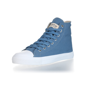 Fair Trainer Hi Cut Collection 18 Rainy Sea | Just White - Ethletic
