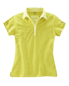Poloshirt Paula, apple - HempAge