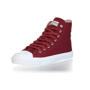 Fair Trainer Hi Cut Collection 18 True Blood | Just White - Ethletic