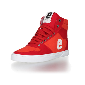 Fair Sneaker HIRO Grid Red - Ethletic