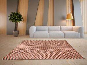 Korkteppich Cork Rug Teppich aus Kork 138x200cm Multi Colorida - Corkando